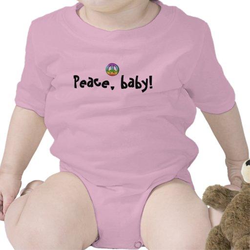 Baby & Kids: Peace, baby! Creeper- girls