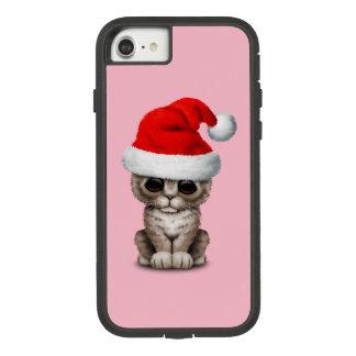 Baby Kitten Wearing a Santa Hat Case-Mate Tough Extreme iPhone 8/7 Case