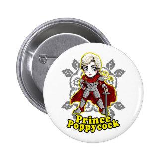 Baby Knight Poppycock Pin