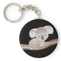 Baby Koala Keychain