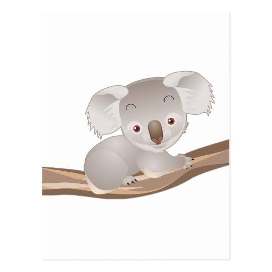 Baby Koala Postcard
