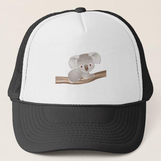Baby Koala Trucker Hat