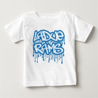 BABY LADUE RAMS DRIP BABY T-Shirt