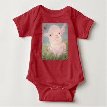 Baby Lamb Infant Bodysuit
