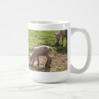 Baby Lamb Classic White Coffee Mug