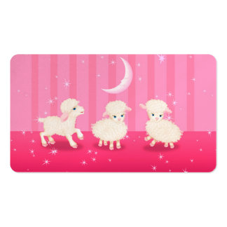 Baby Lambs Business Card