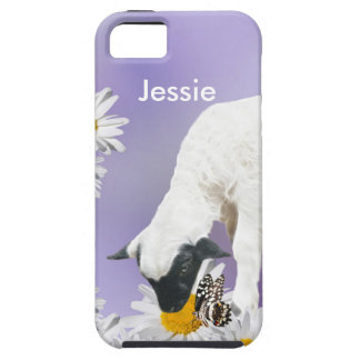 Baby Lambs first steps iPhone 5 Cases