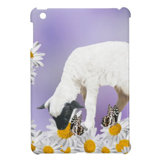 Baby Lambs first steps iPad Mini Cases