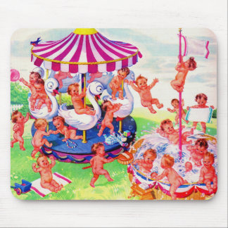 Baby Land Mouse Pad