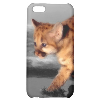 Baby Leopard Cover For iPhone 5C