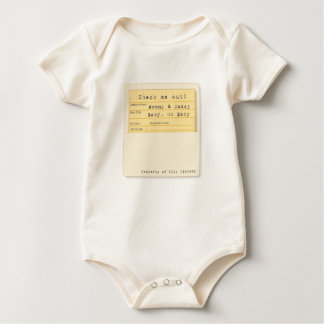 Baby Libris Baby Bodysuit