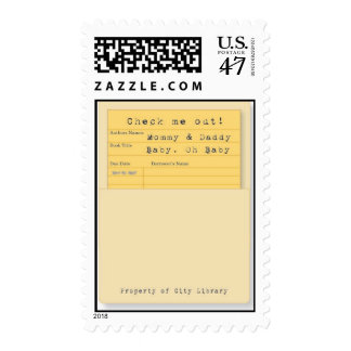 Baby Libris Stamp