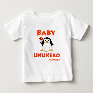 Baby Linux Baby T-Shirt
