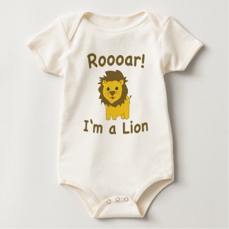 Baby Lion Baby T-shirt