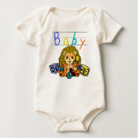 Baby Lion Cub Top Baby Bodysuits