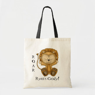 Baby Lion-Halloween Goody Bag/Personalize Tote Bag