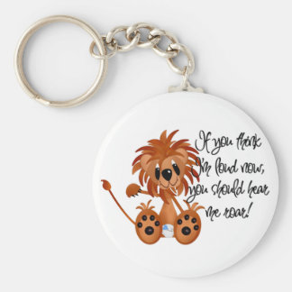 Baby Lion Hear Me Roar Tshirts and gifts Keychains