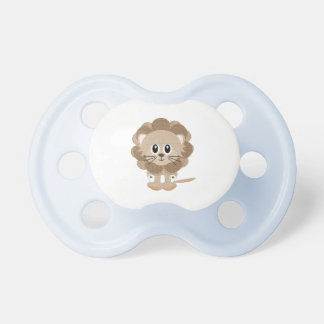 Baby Lion In Diapers Pacifier BooginHead Pacifier