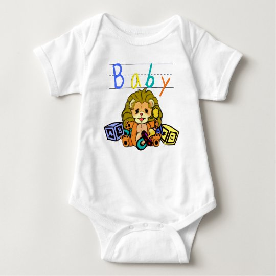 Baby Lion Tops