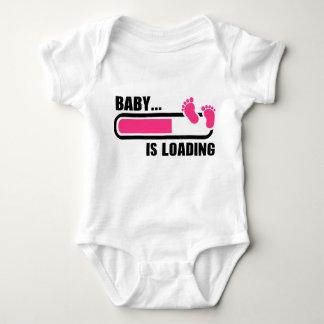 Baby loading tshirt