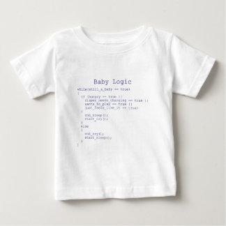 Baby Logic Baby T-Shirt