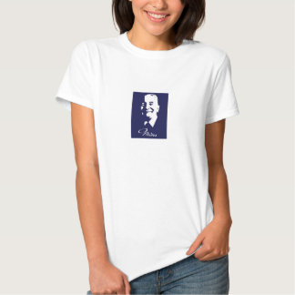 Baby Look Mises T Shirt