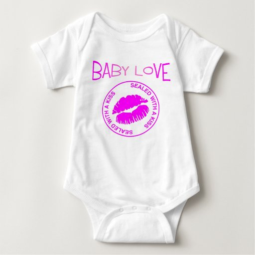 Baby Love Baby Bodysuit