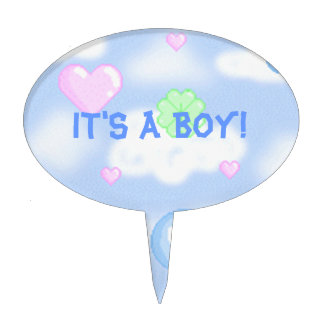 BABY LOVE COLECTION CAKE TOPPER