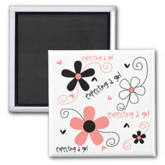 BABY LOVE COLLECTION 2 INCH SQUARE MAGNET