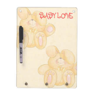 BABY LOVE COLLECTION Dry-Erase BOARD