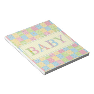 BABY LOVE COLLECTION MEMO PADS