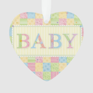 BABY LOVE COLLECTION ORNAMENT