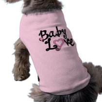 Baby Love Pet Clothing