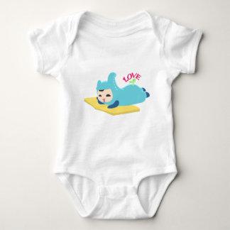Baby love reading baby bodysuit