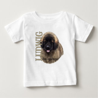 Baby Ludwig the Leonberger Puppy T-Shirt