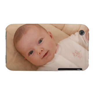 Baby lying down iPhone 3 cover