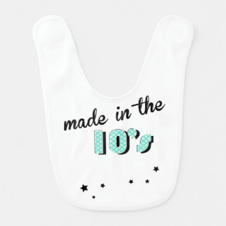 Baby Made In 2010s Bibs