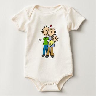 Baby Makes Three T-shirts and Gifts