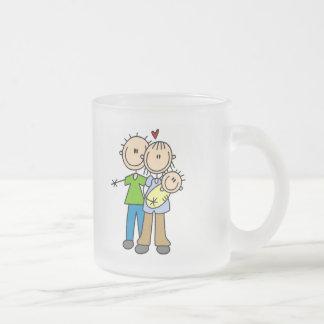 Baby Makes Three T-shirts and Gifts Mugs