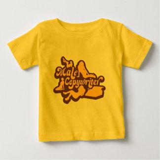 Baby Malecopywriter Baby T-Shirt