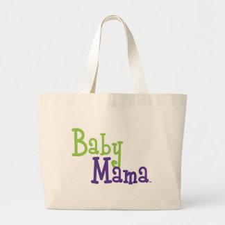 """Baby Mama"" Carryall Jumbo Tote Bag"