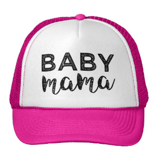 Baby Mama funny women's hat