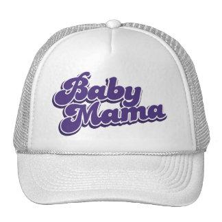 Baby Mama Hats