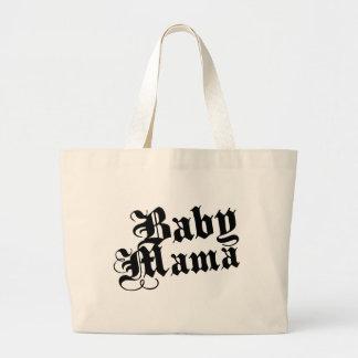 Baby Mama Tote Bags