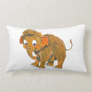 Baby Mammoth Pillow