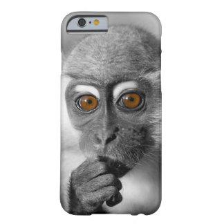 Baby Mangabey Monkey Barely There iPhone 6 Case