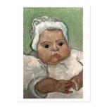 Baby Marcelle Roulin, Vincent van Gogh Postcard