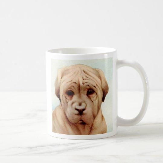 Baby Mastiff - SUPER CUTE ! Coffee Mug