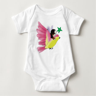 'baby max' Let Your Imagination Fly Baby Jersey Baby Bodysuit