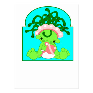 Baby Medusa Post Card
